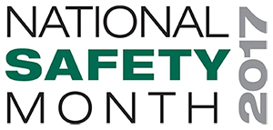 Stonehouse Signs National Safety Month 2017