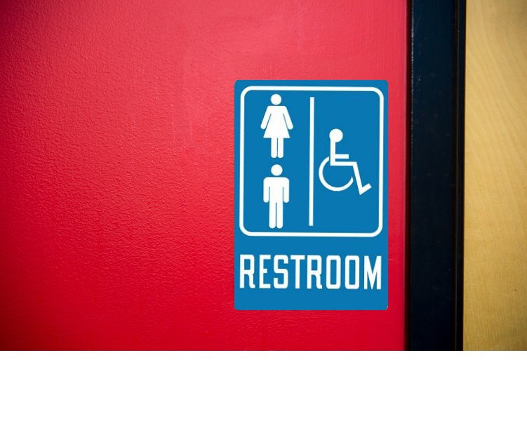 Gender Neutral Bathroom Signs