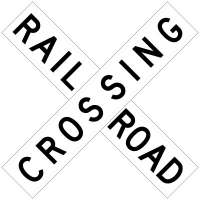 Stonehouse Signs Railroad Signs Railroad Crossing Sign