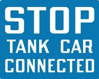Stonehouse Signs Railroad Signs Stop Tank Car Connected Sign