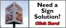 Use Stonehouse Custom Sign Solutions to Solve Your Difficult Sign Problems