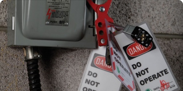 Lockout Tagout Tags to Your Specifications- Lightning Fast!