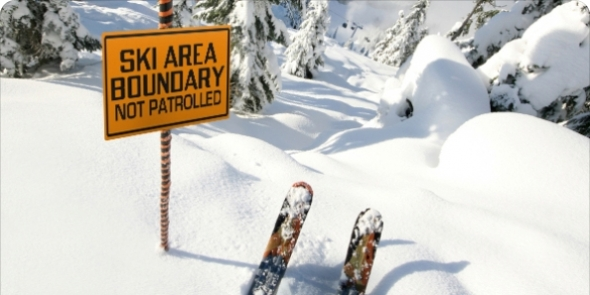 Ski Trail Signs, ANSI B.77 Lift Signs, Boundary Markers, Mountain Maps & More!