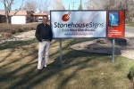 Image of Stonehouse Signs Account Manager Pat Powers