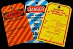 Stonehouse Signs 24 Hour Custom Safety Tags Service
