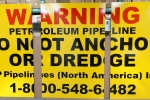 Stonehouse Signs Large Solution Sign for Pipeline Markers and More