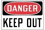 OSHA Updates General Industry and Construction Safety Sign Regulations