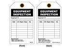 Stonehouse Signs Equipment Inspection Tags