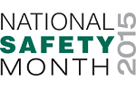 Stonehouse Signs Recognizes National Safety Month 2015