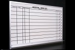 Stonehouse Signs Custom Magnetic Dry Erase Board for Animal Hospital