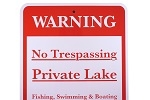 Stonehouse Signs Custom No Trespassing Sign