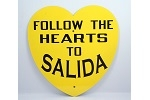 Stonehouse Sign Custom Heart Signs for Salida