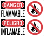 OSHA Bilingual Safety Signs from Stonehouse Signs