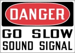 View Our Complete Line of Industrial Traffic Signs.