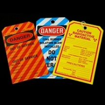 Stonehouse Signs New 24 Hour Custom Printed Safety Tags Service