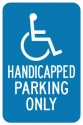 View our complete line of Parking Signs.