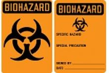 Stonehouse Signs OSHA Compliant Biohazard Stickers and Biohazard Signs